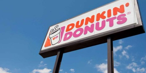 dunkin donuts creative review marketing dive screenchow