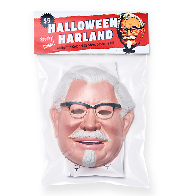 KFC Colonel Sanders Halloween Costume