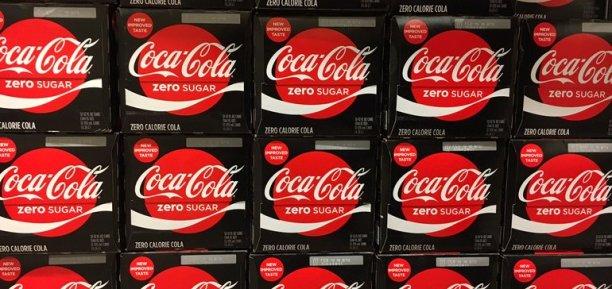 coca-cola marketing dive