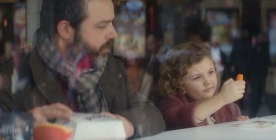 McDonald's UK Christmas ScreenChow
