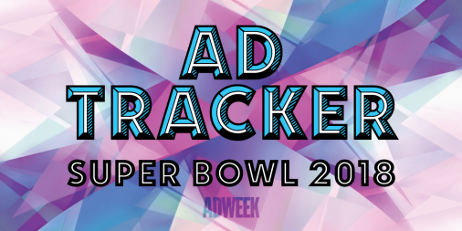 super bowl ad tracker ad week screenchow