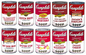 campbells soup screnchow