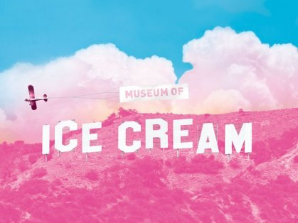 museum of ice cream food & wine screenchow