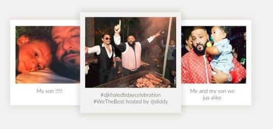 DJ Khaled Marketing Dive Weight Watchers ScreenChow