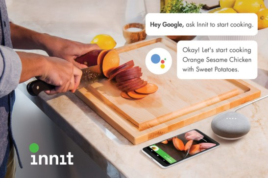 innit google home voice tech pr newswire screenchow