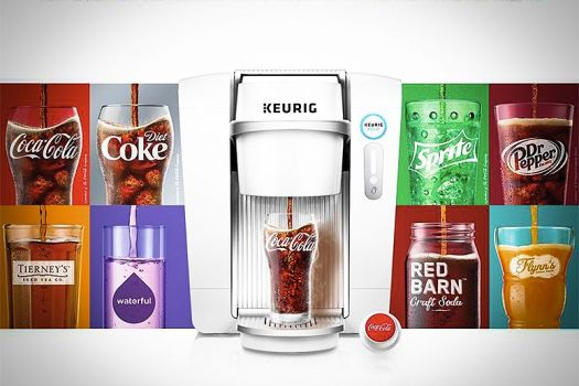 dr. pepper keurig screenchow