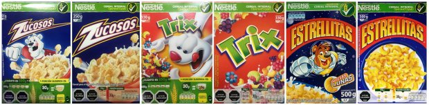 chile cereal brands
