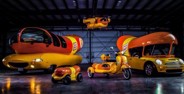Oscar Mayer wiener fleet