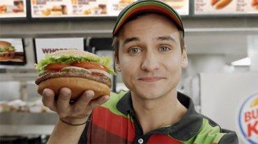 Burger King Awards