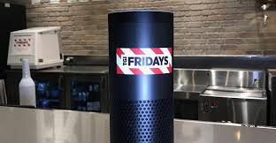 tgi fridays innovation