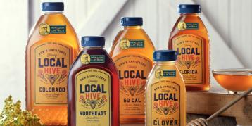 local hive honey