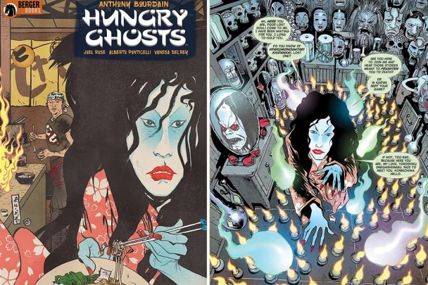 hungry ghosts anthony bourdain