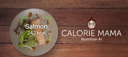 samsung bixby calorie mama