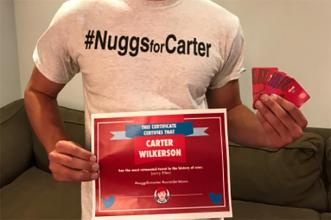 nuggs for carter