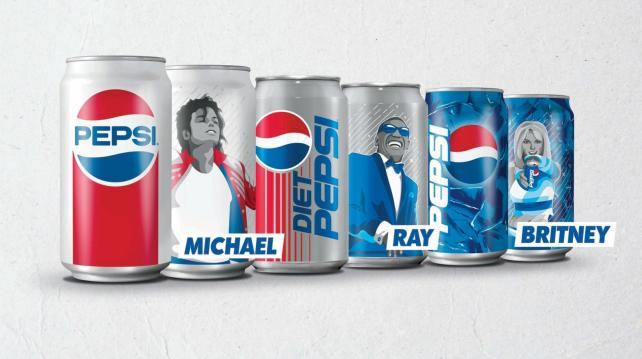 Pepsi celebs