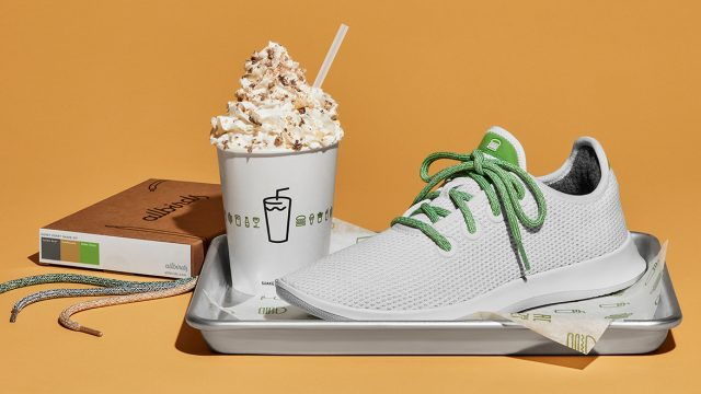 allbirds shake shack