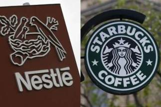 starbucks nestle