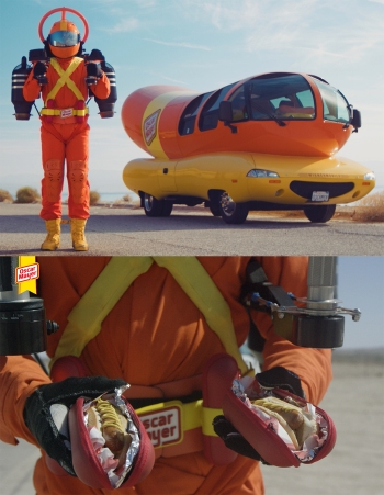 oscar mayer superhotdogger